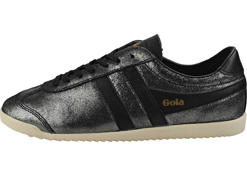 Gola Bullet Glitter Fashion Trainers In Black Black
