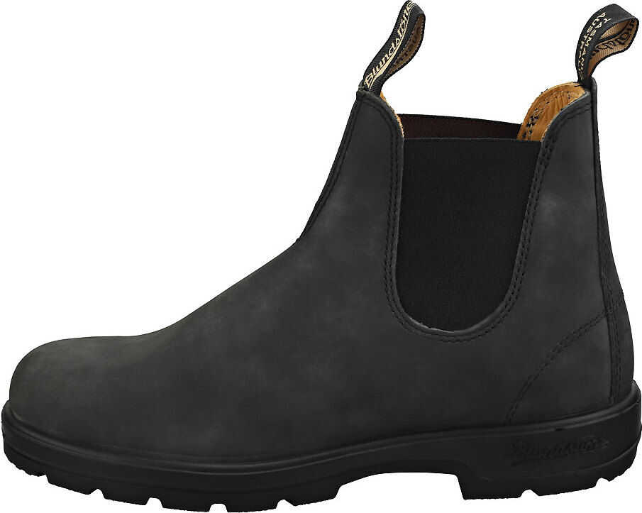Blundstone 587 Unisex Chelsea Boots In Black Black