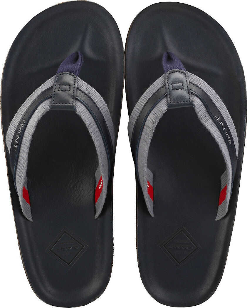 GANT Breeze Flip Flop Sandals In Marine Blue