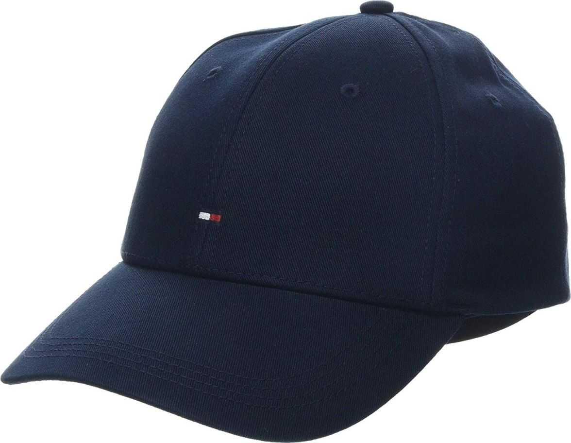 Tommy Hilfiger Baseball Cap In Midnight Navy Navy