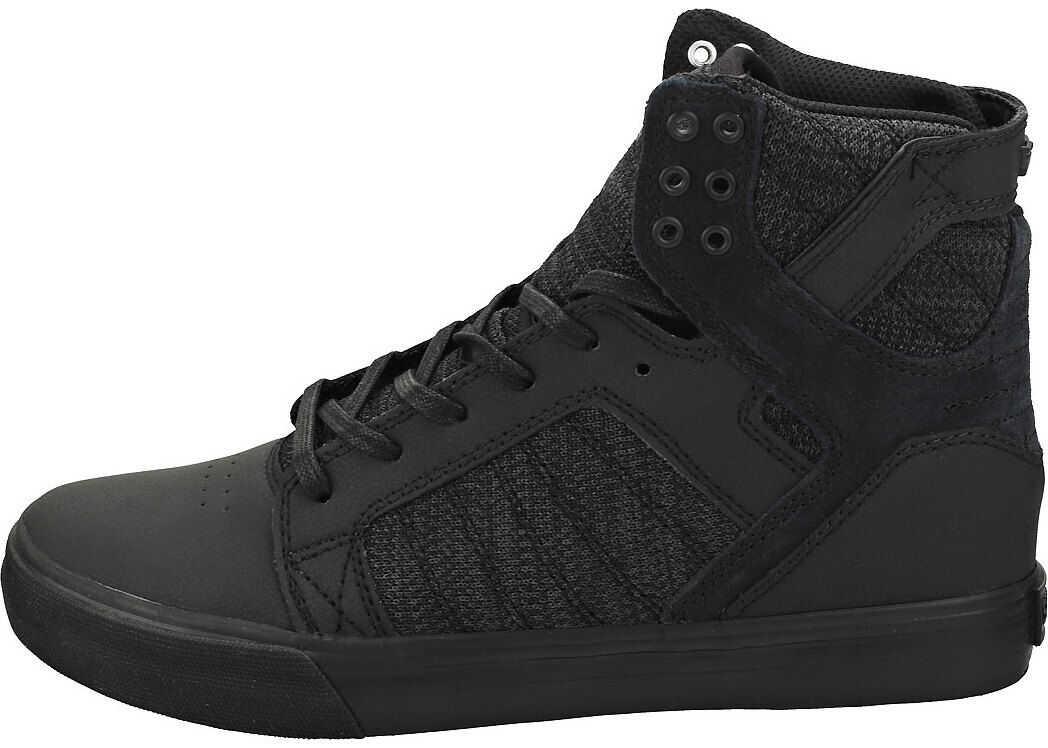 Supra Skytop Fashion Trainers In Black Black