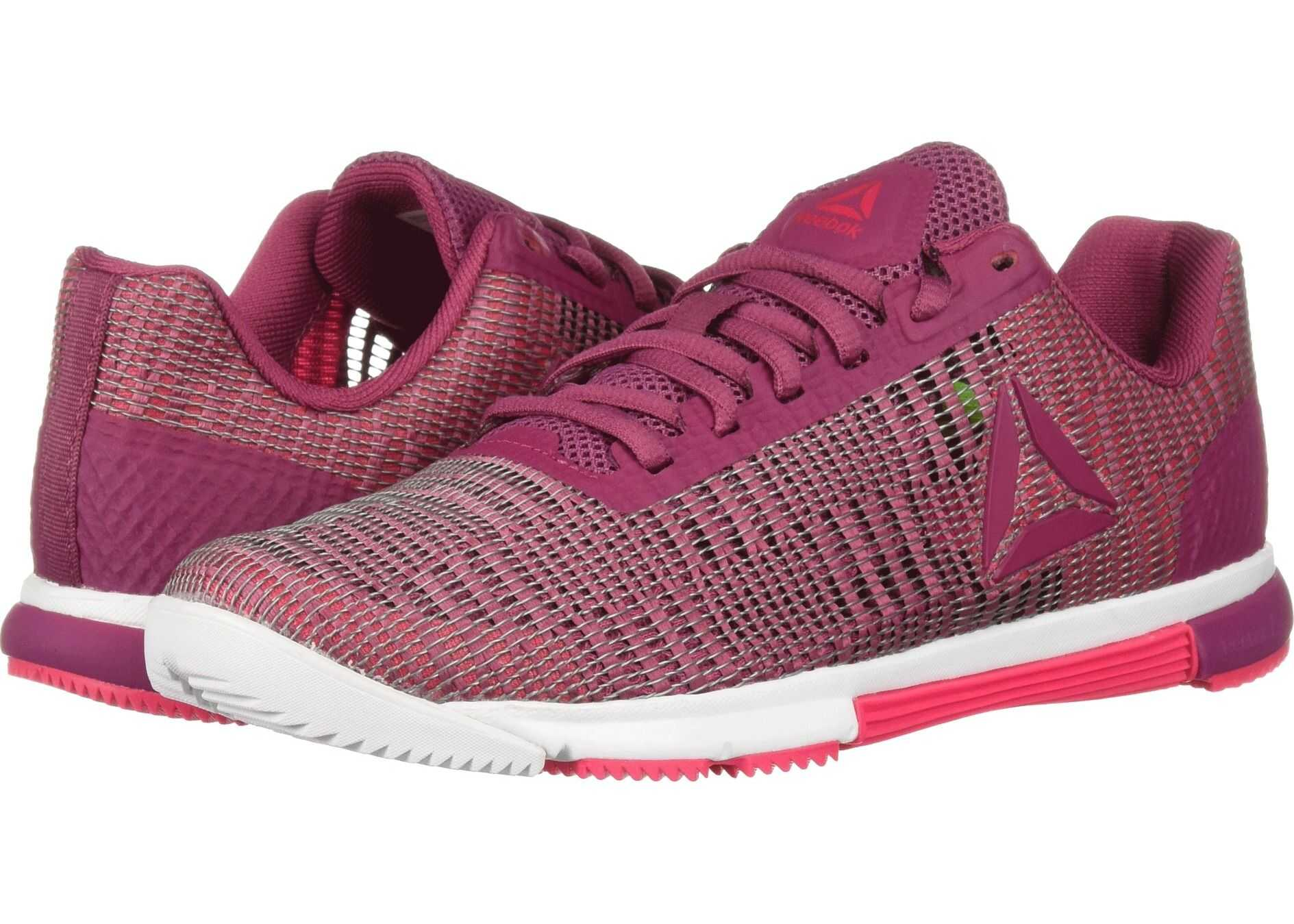 Reebok Speed TR Flexweave Twisted Berry/Twisted Pink/White