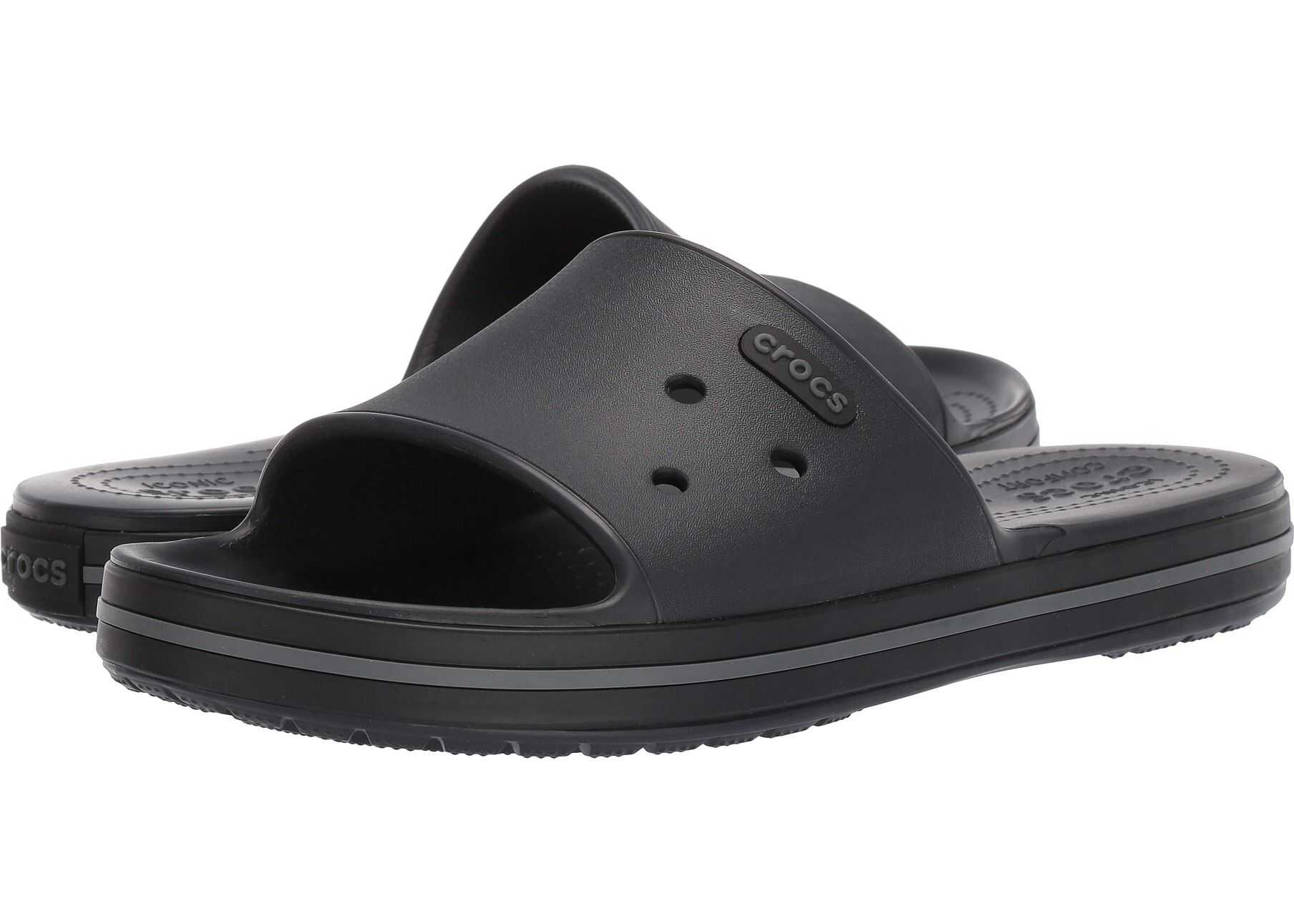 Crocs Crocband III Slide Black/Graphite