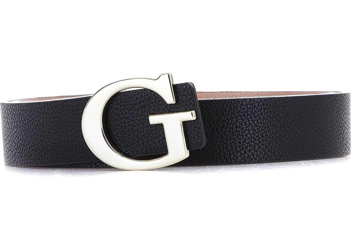 GUESS Reversible belt Black