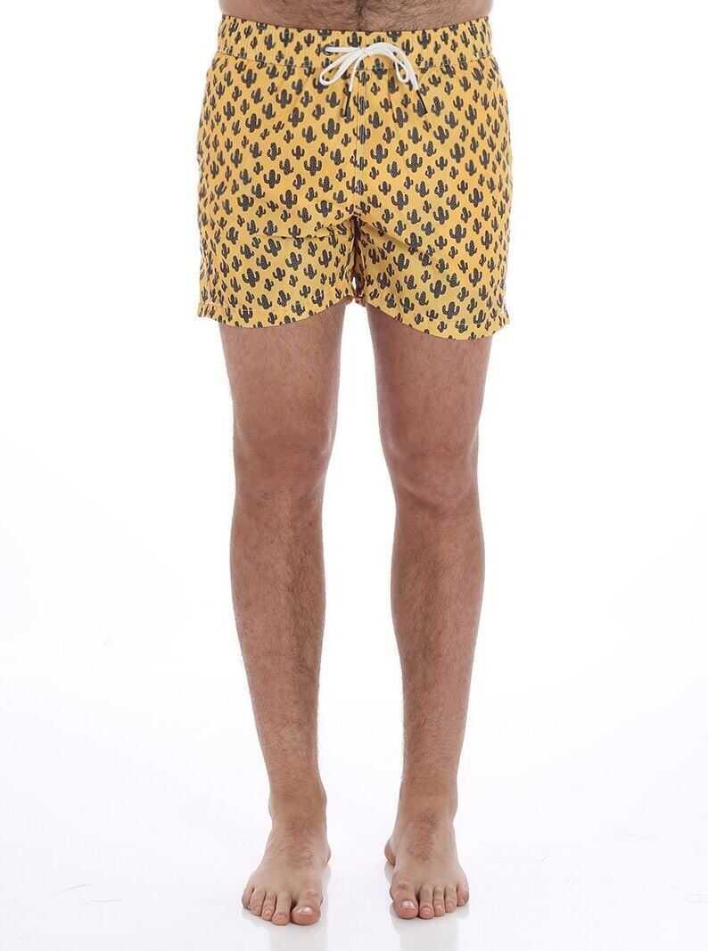 RRD Roberto Ricci Designs Tramontana Cactus Swimsuit Yellow