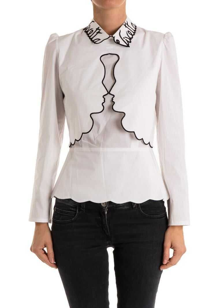 Vivetta Cotton Blouse White