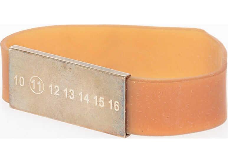 Maison Margiela MM11 Elastic Band Bracelet SILVER