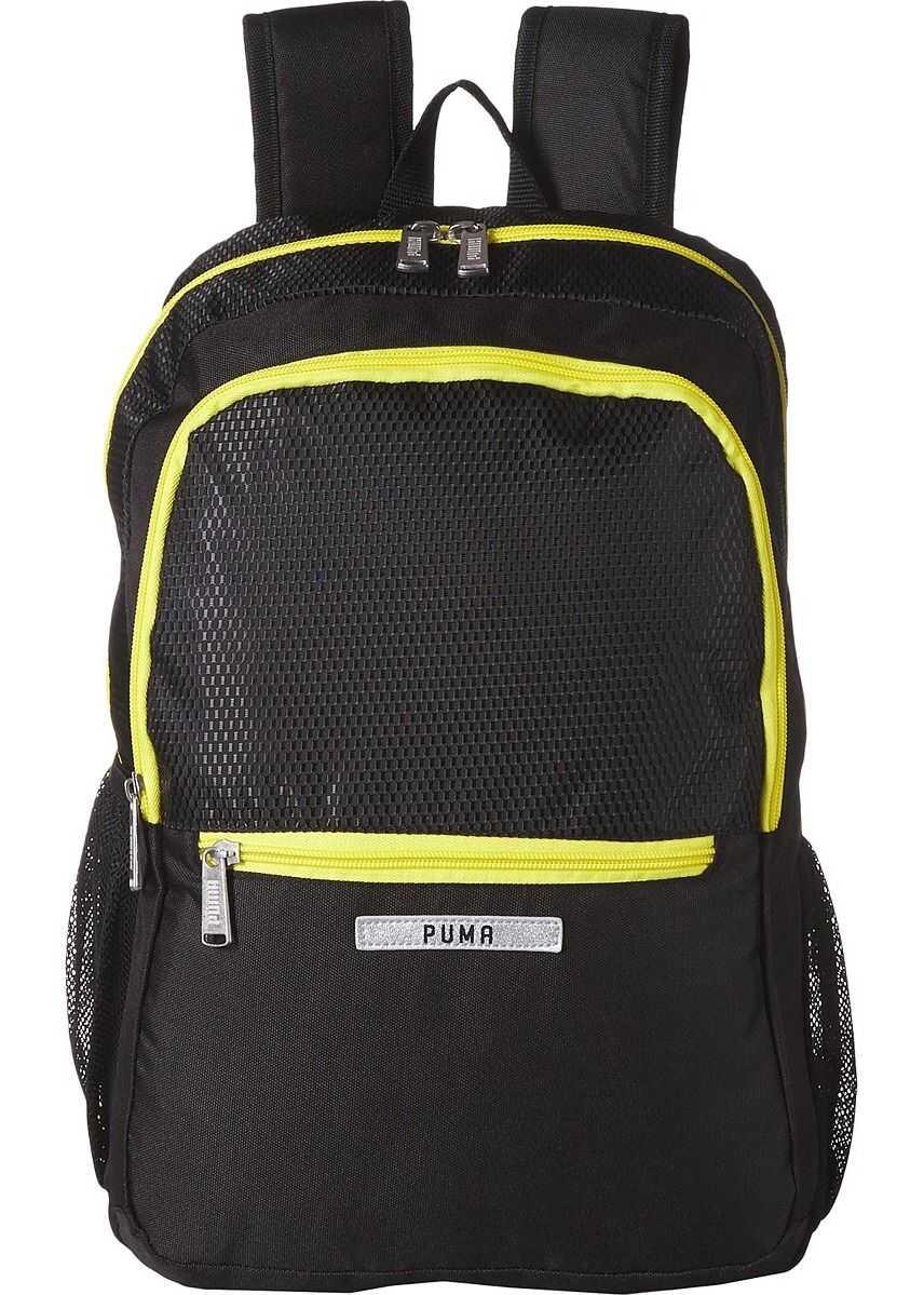 PUMA Uniform Backpack Black