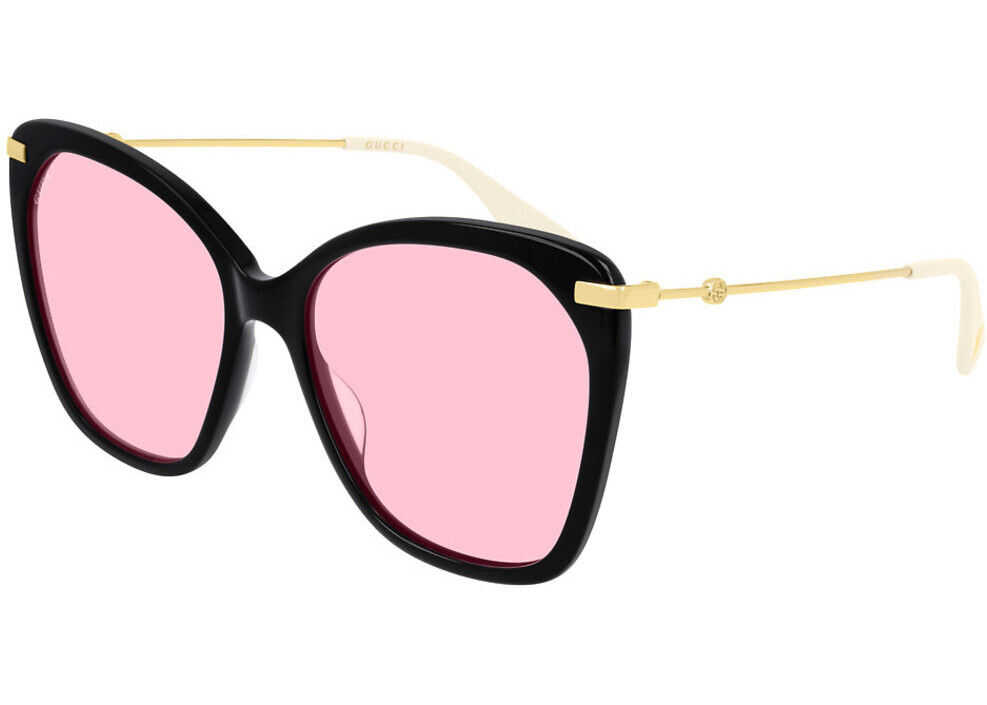 Gucci GG0510S BLACK GOLD PINK