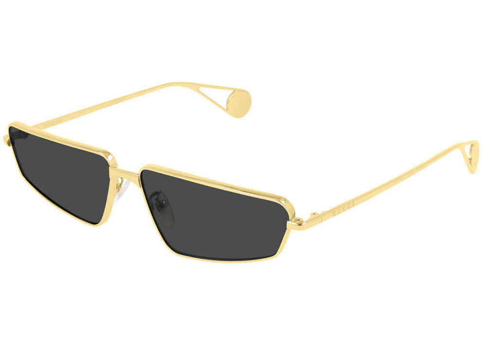 Gucci GG0537S GOLD GOLD GREY