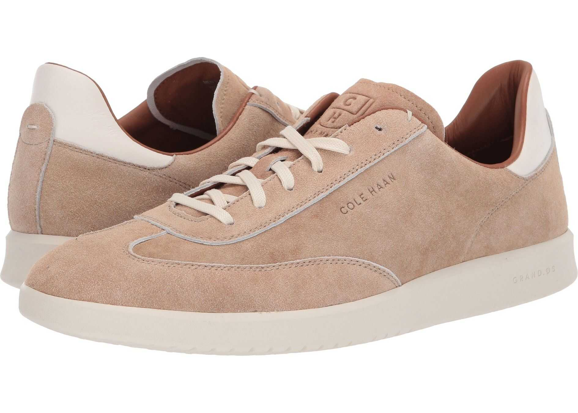 Cole Haan Grandpro Turf Sneaker Dusty Pink Suede