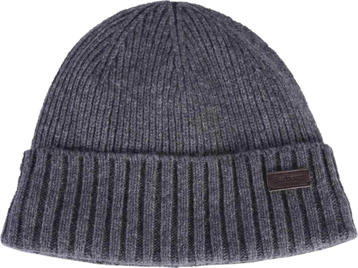Barbour Wool Hat GREY