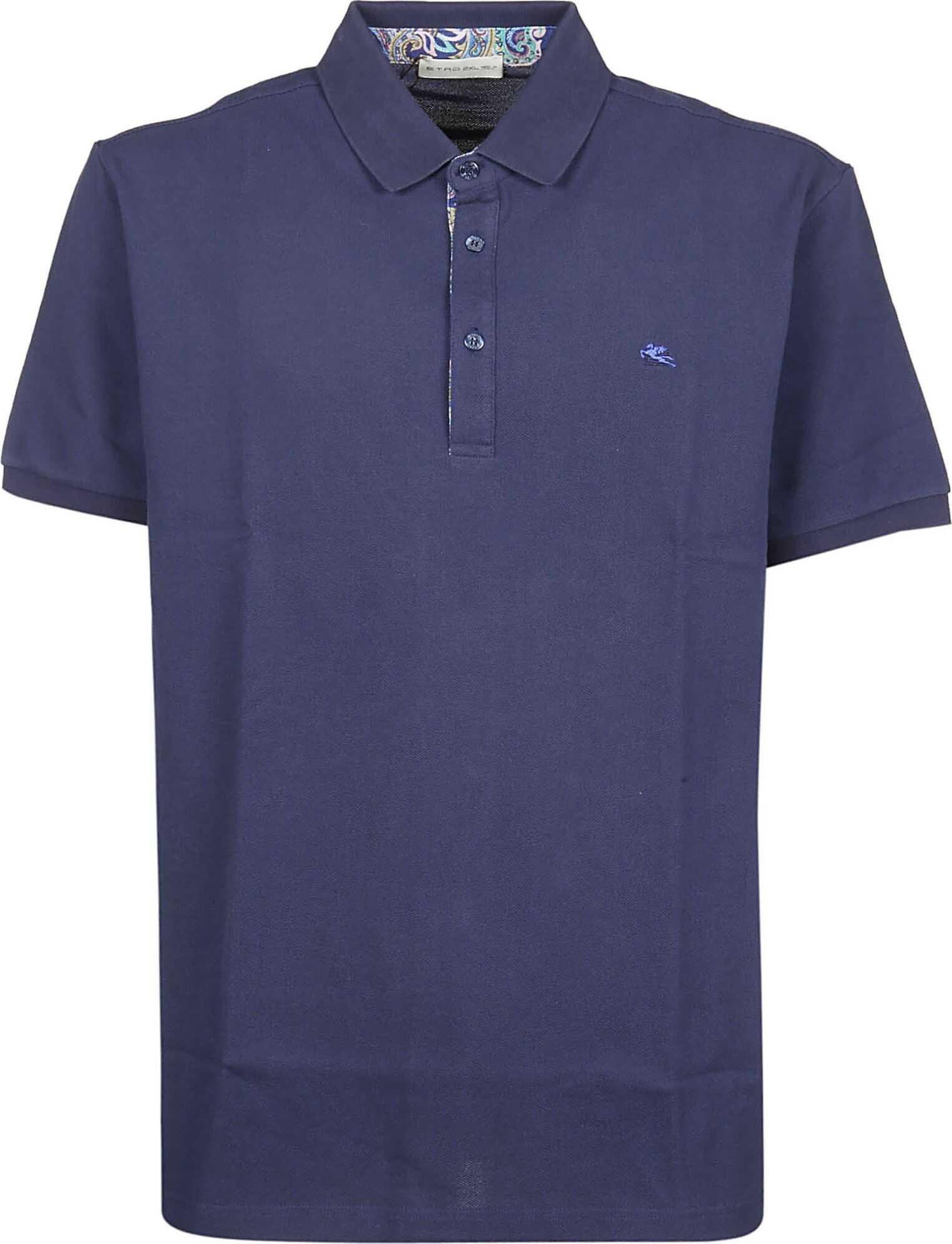 ETRO Cotton Polo Shirt thumbnail