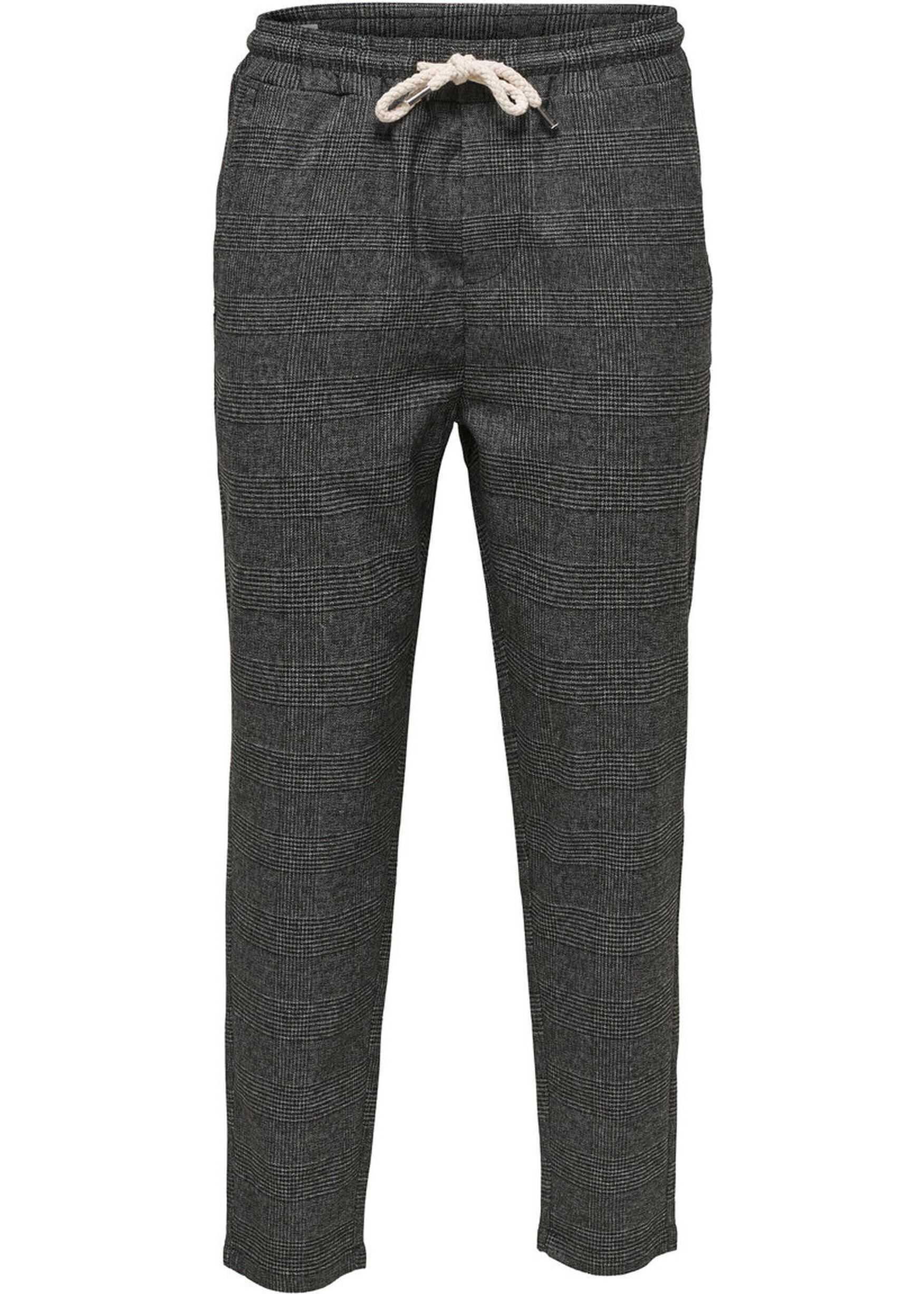 ONLY & SONS Viscose Pants GREY