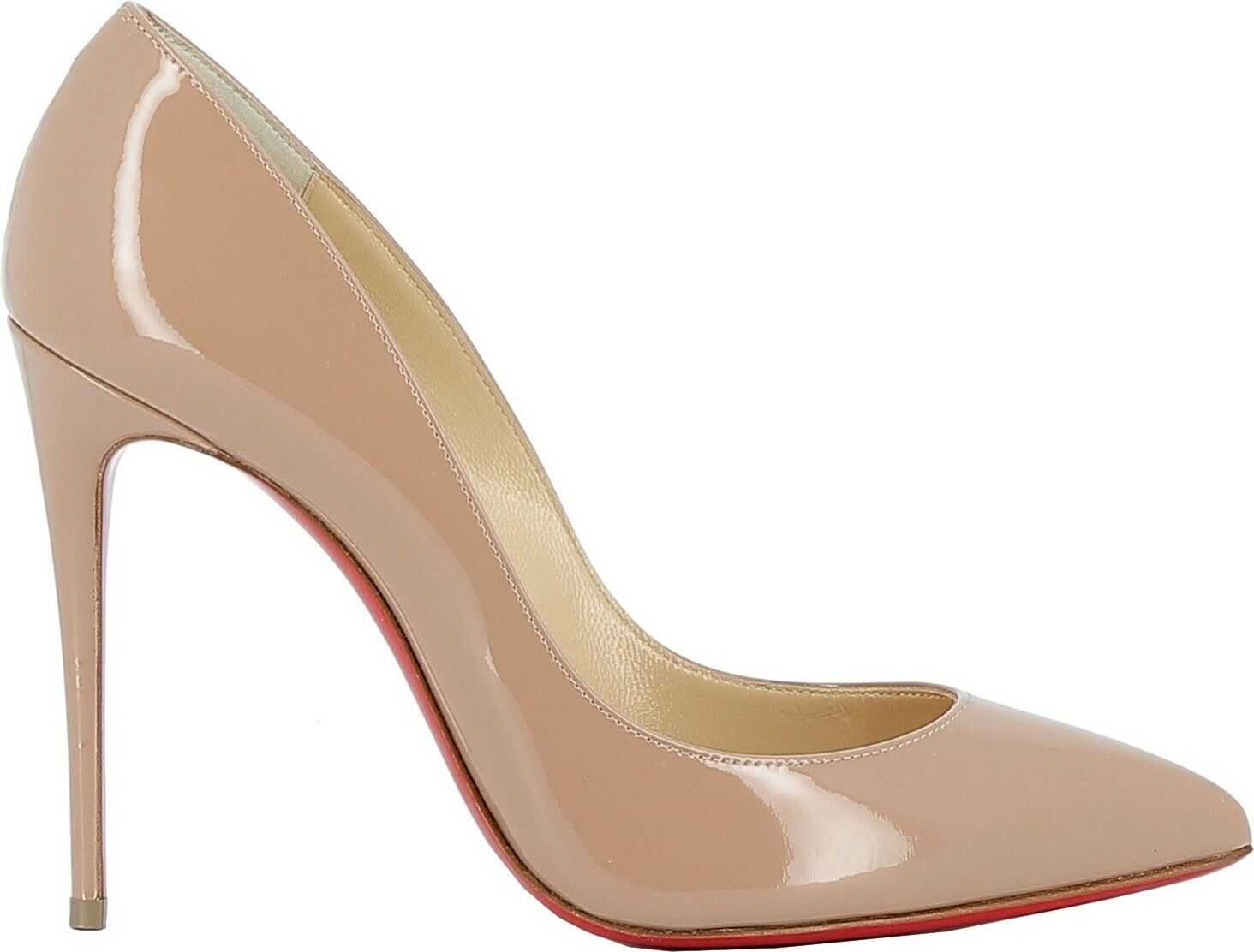 Christian Louboutin Leather Pumps PINK