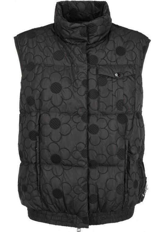 Moncler Polyamide Vest BLACK