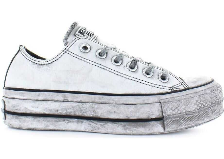 Converse Leather Sneakers WHITE