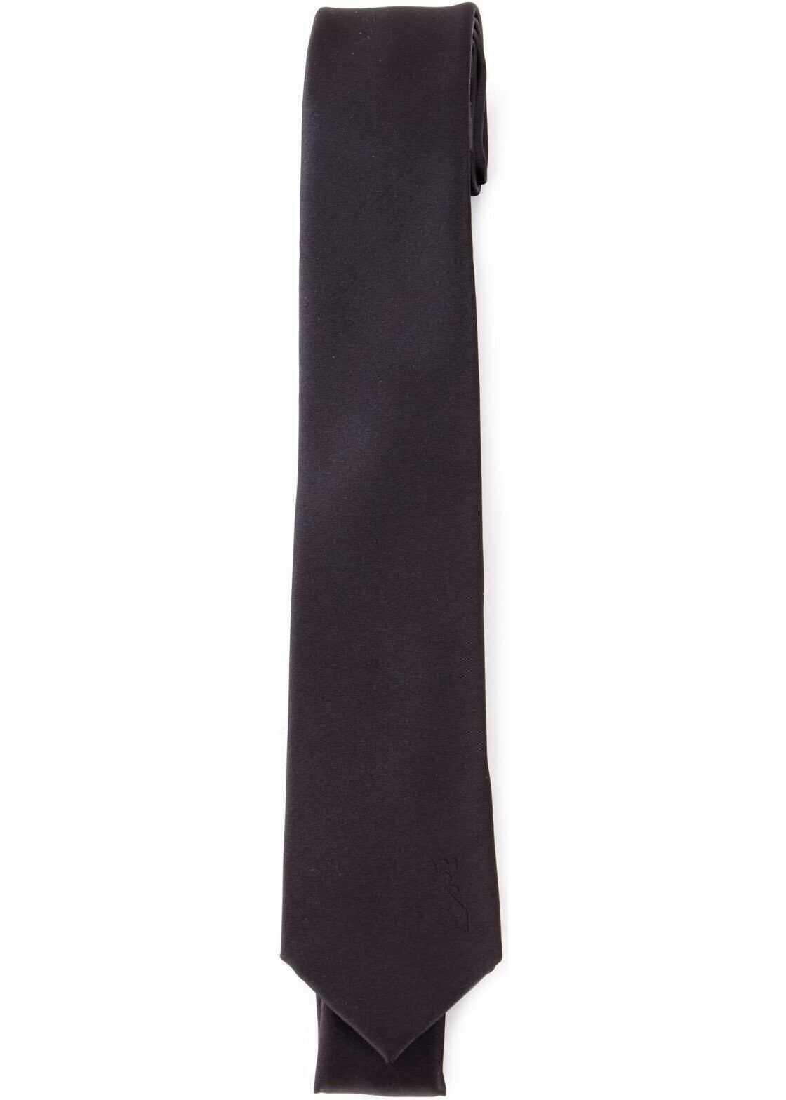Patrizia Pepe Polyester Tie BLACK