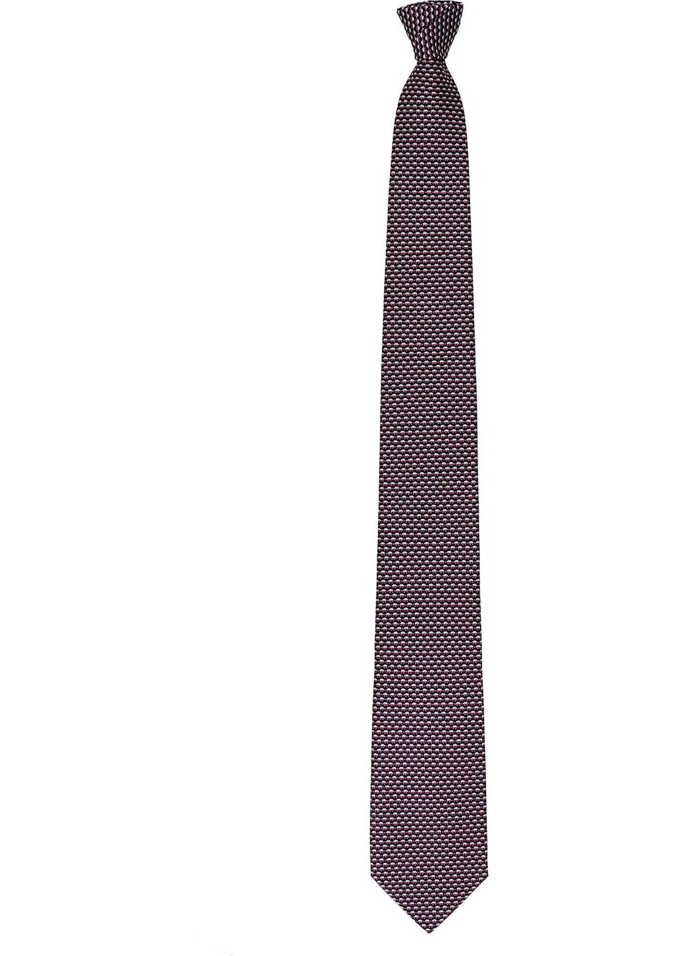 Salvatore Ferragamo Silk Tie MULTICOLOR