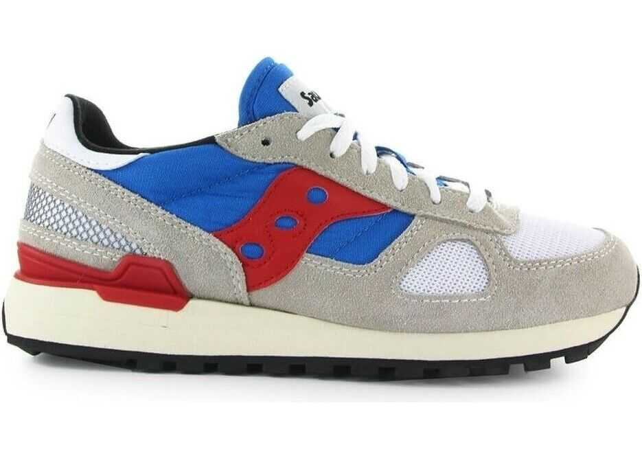 Saucony Suede Sneakers GREY