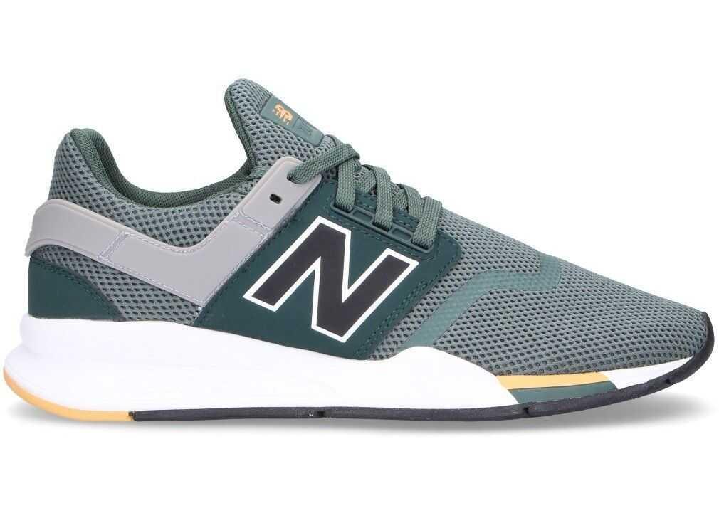 New Balance Polyamide Sneakers GREEN