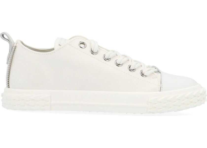 Pantofi sport Dama Giuseppe Zanotti Leather Sneakers