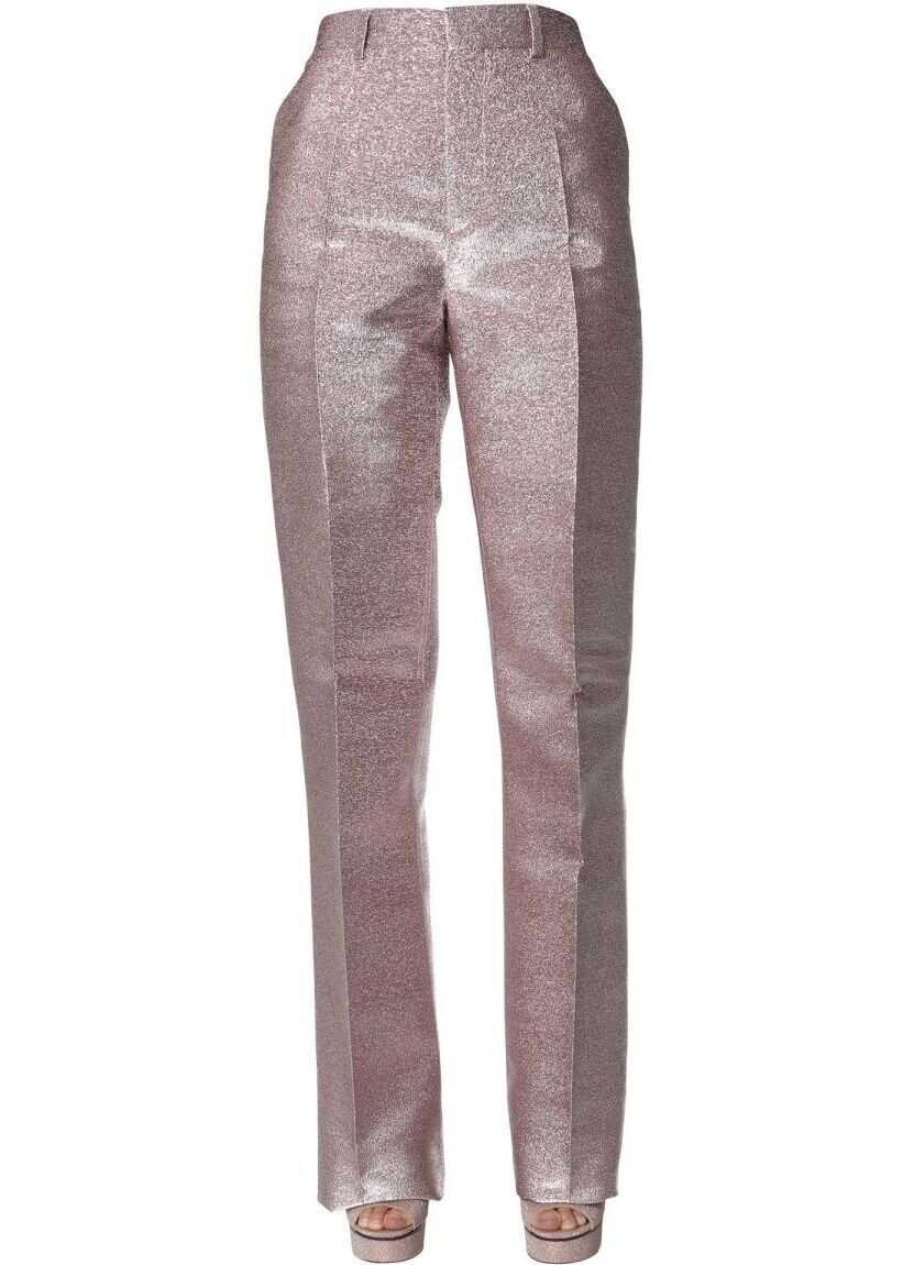 DSQUARED2 Polyester Pants PINK