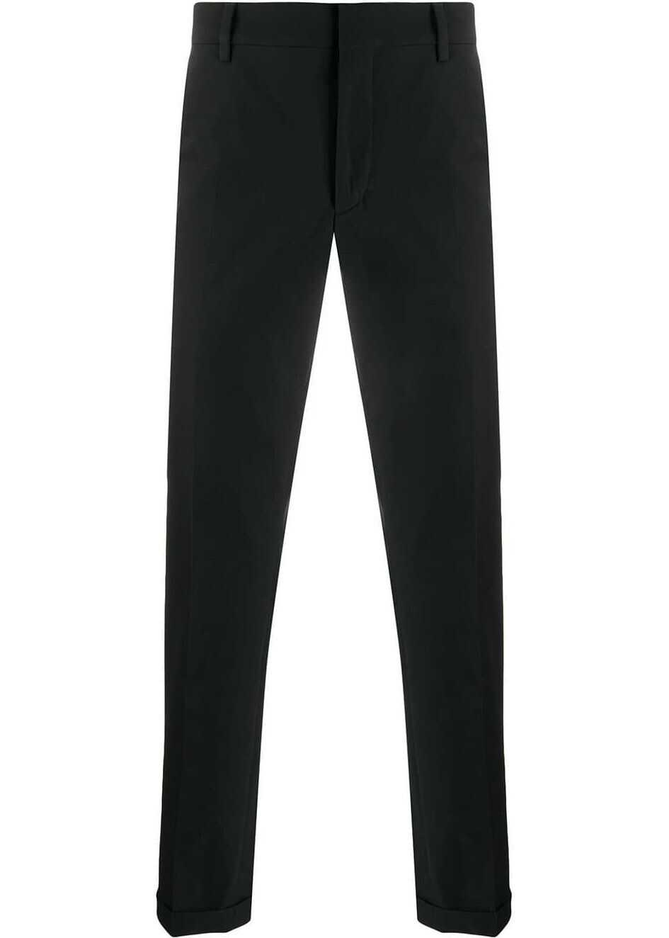 Prada Polyester Pants BLACK
