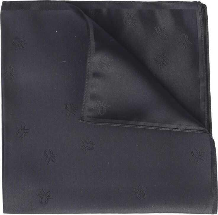 Dior Silk Foulard BLACK
