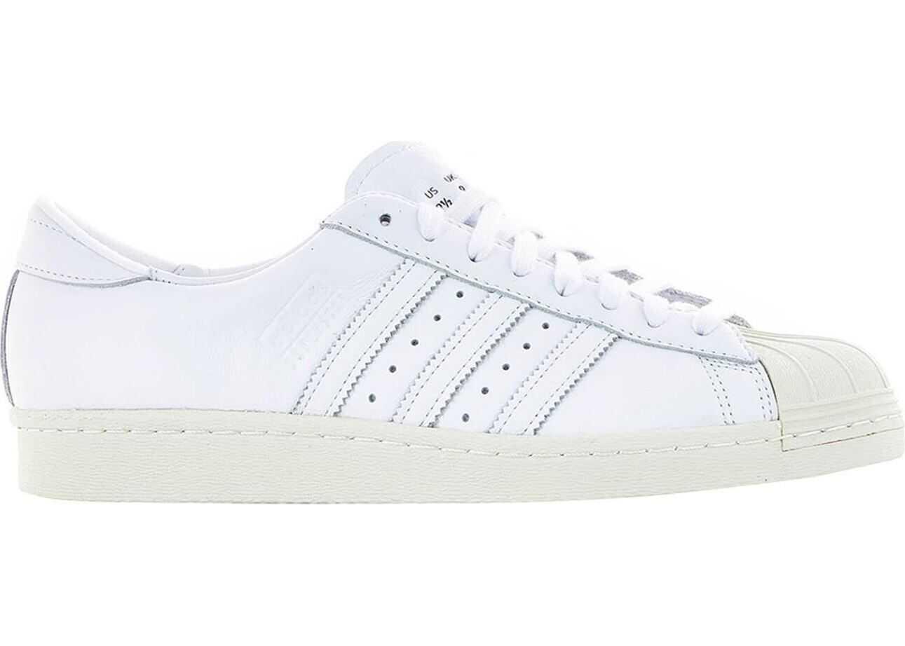 adidas Adidas Originals Superstar 80S Sneakers In White White