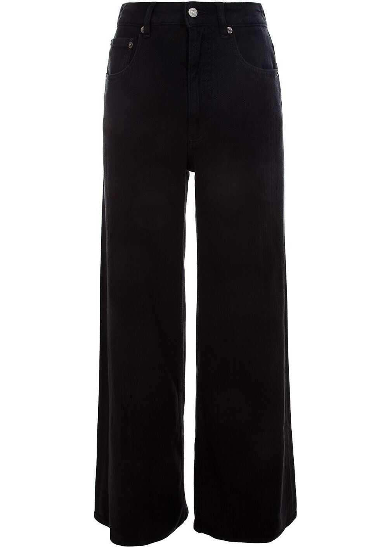 Maison Margiela Cotton Pants BLACK