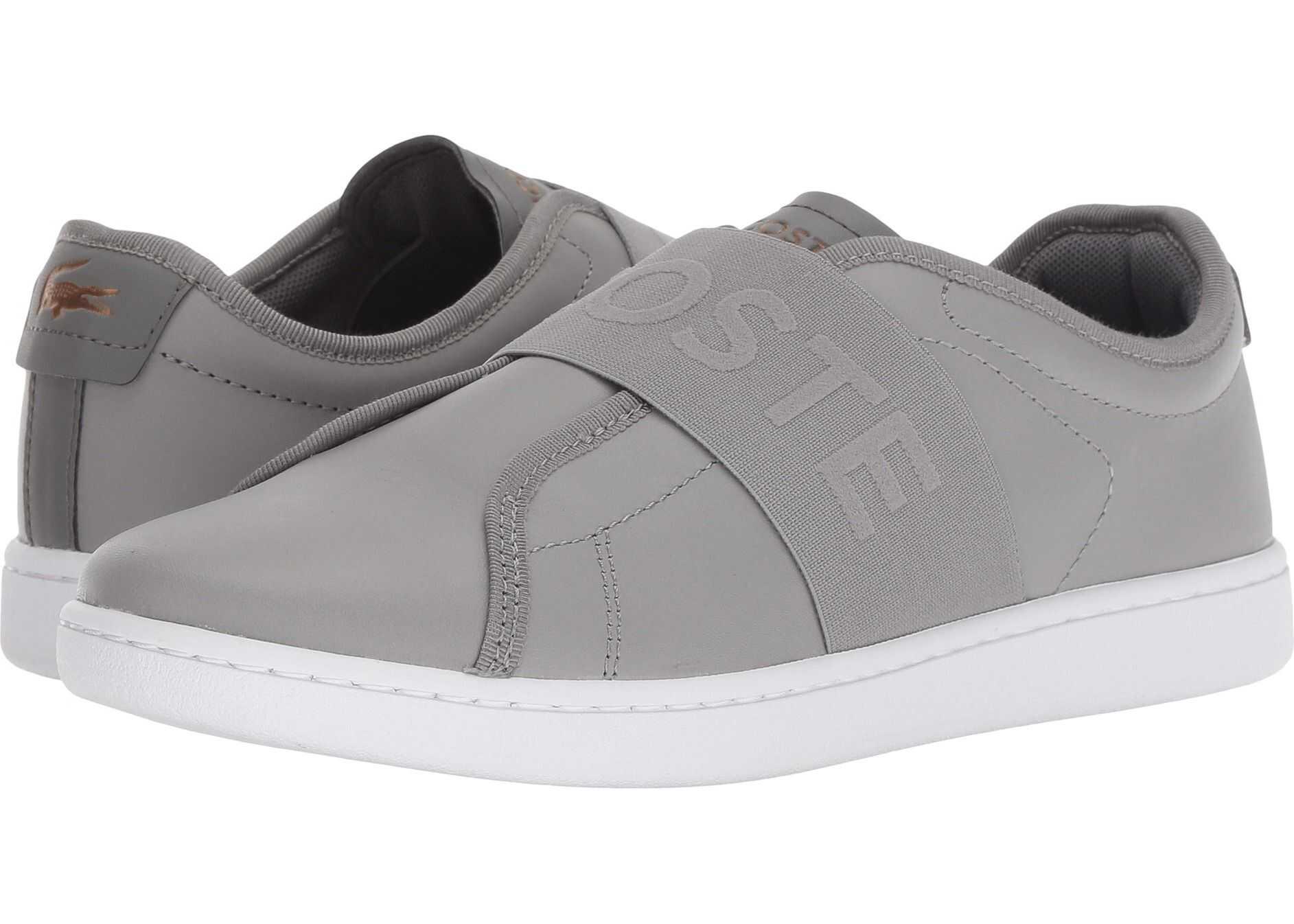 Lacoste Carnaby Evo Slip 318 1 Grey/Dark Grey