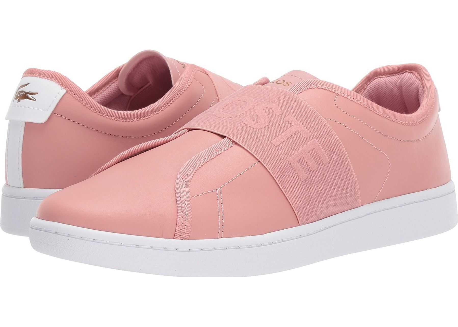 Lacoste Carnaby Evo Slip 318 1 Pink/White