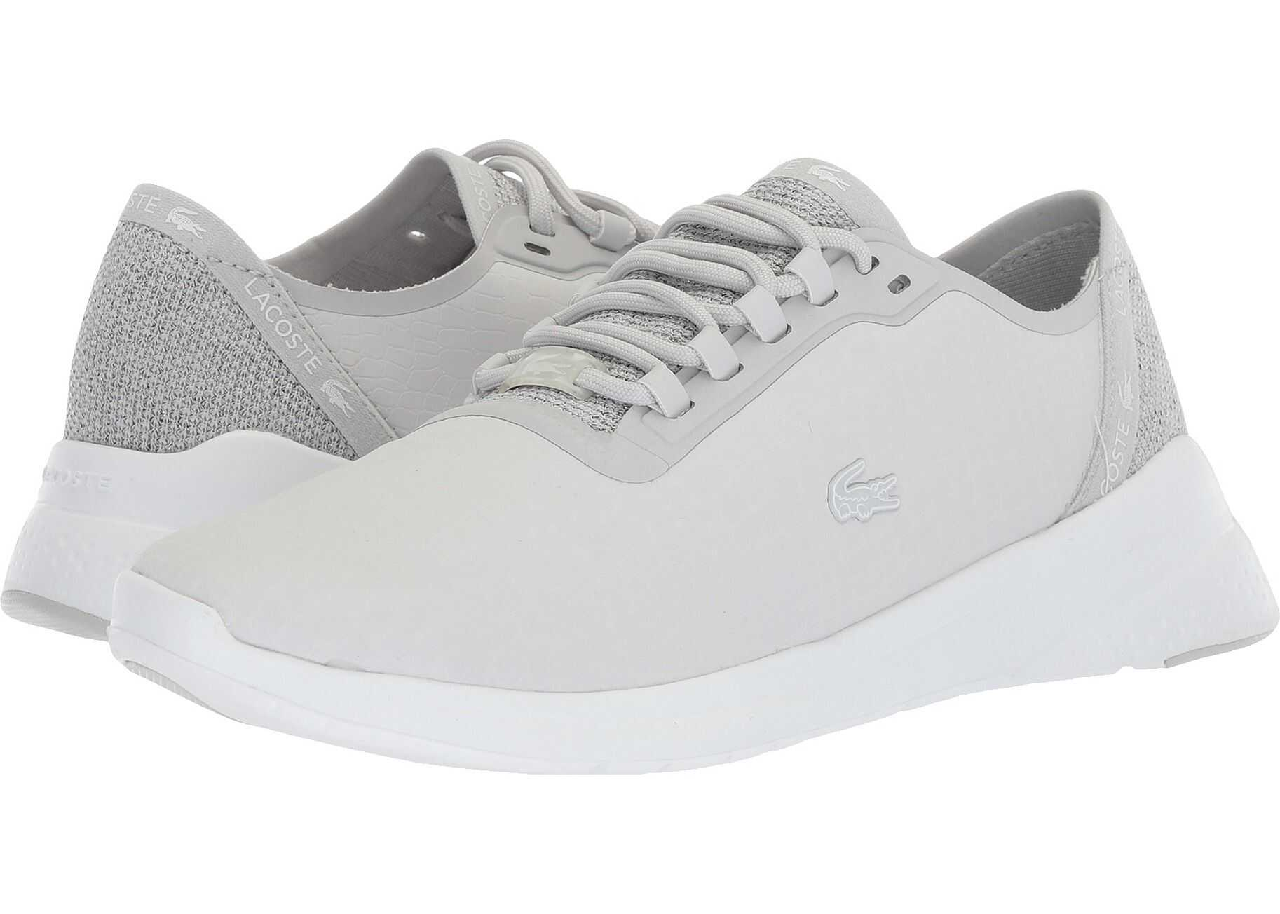 Lacoste LT Fit 318 3 Light Grey/White