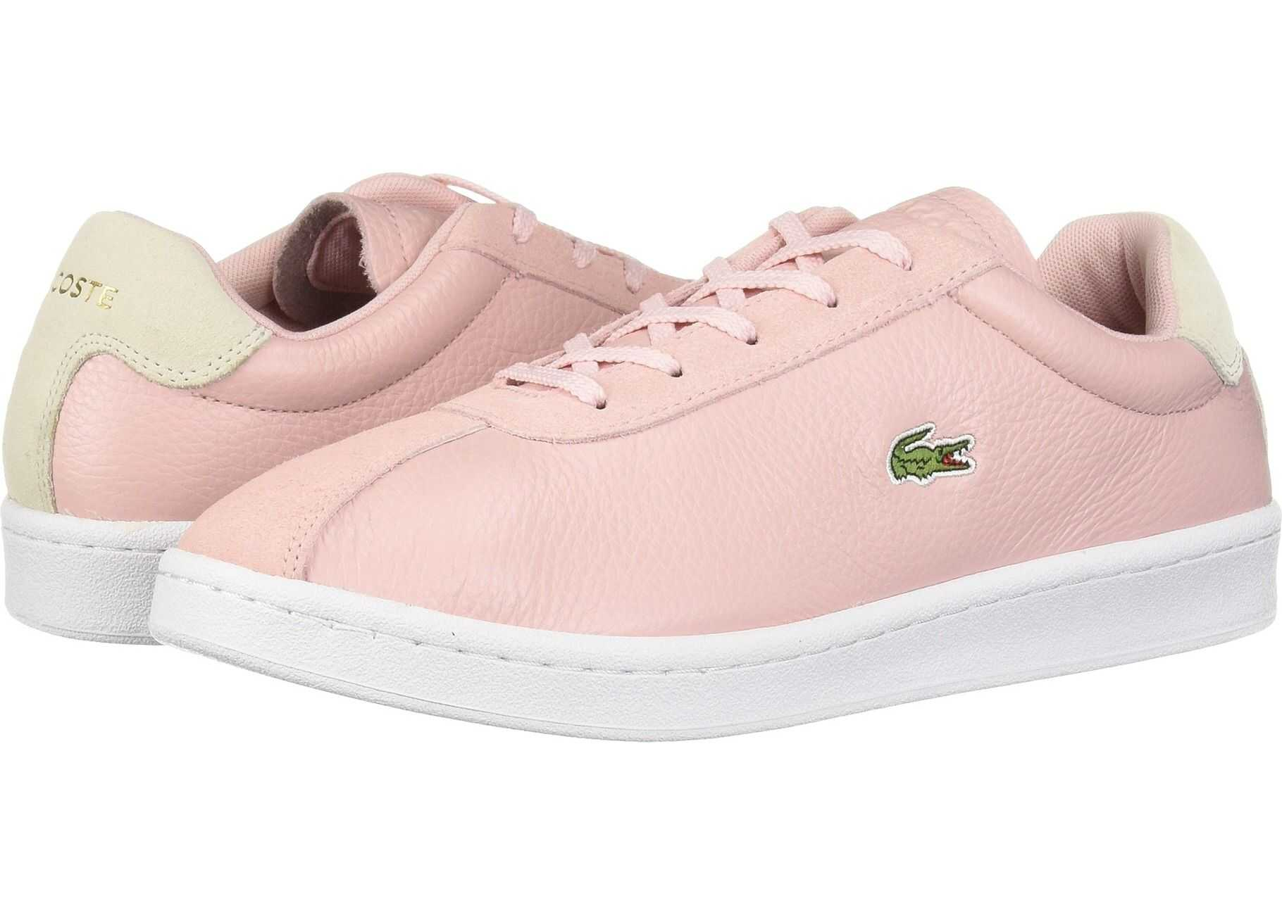 Lacoste Masters 119 2 Light Pink/Off-White