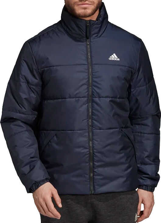 adidas BSC 3-Stirpes Insulated Jacket Blue