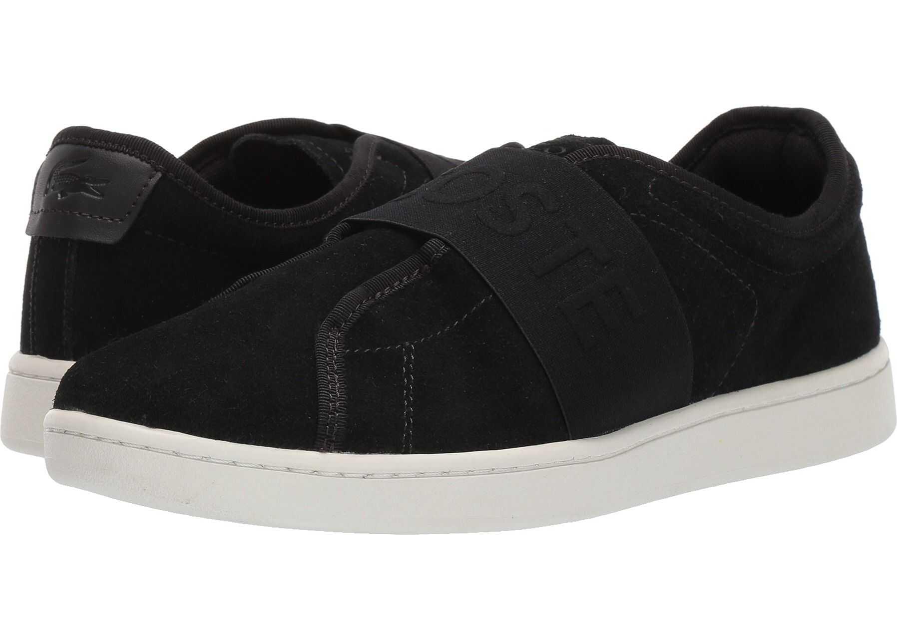 Lacoste Carnaby Evo Slip 318 2 Black/Off-White