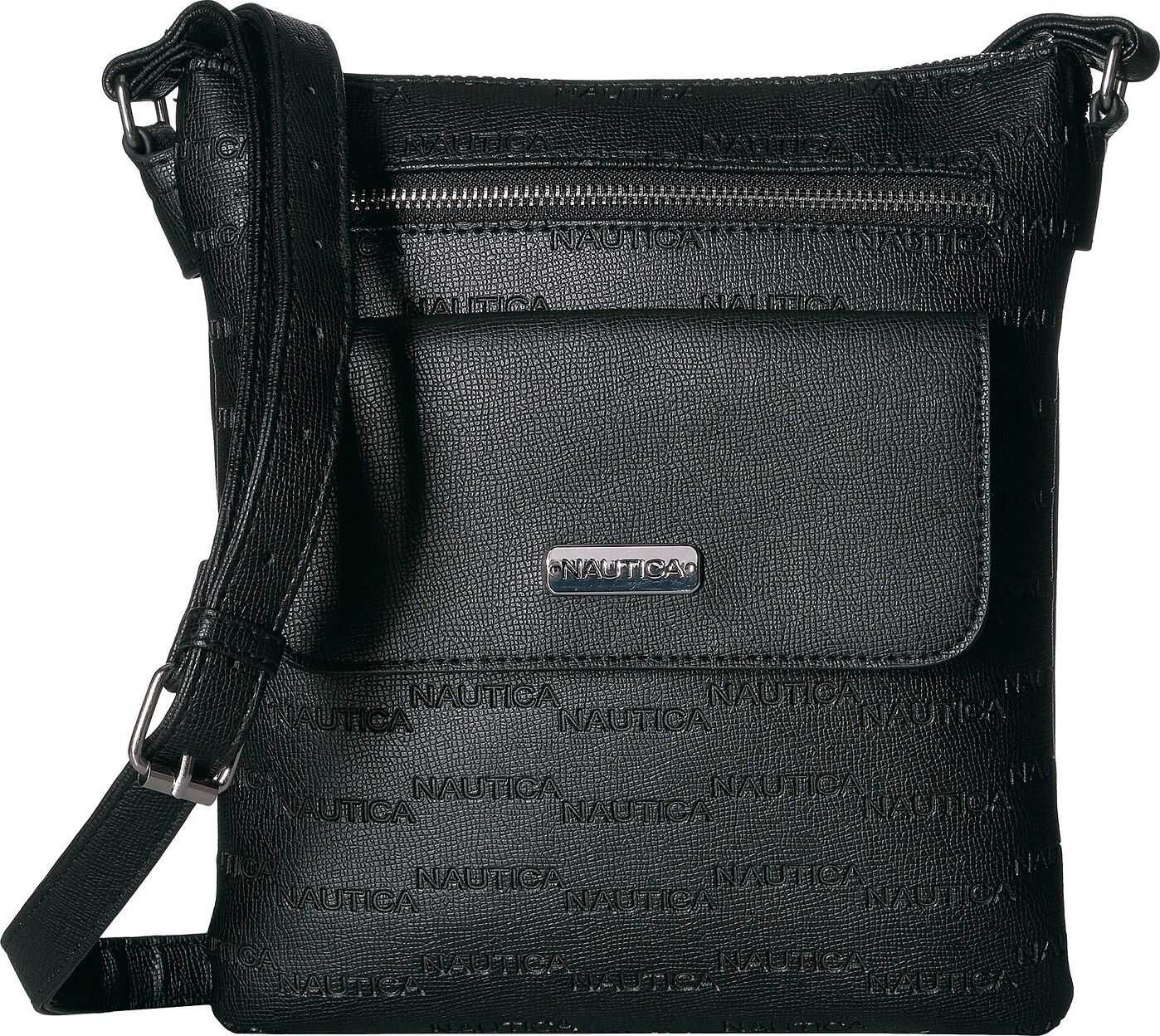 Nautica Key Largo Crossbody Black