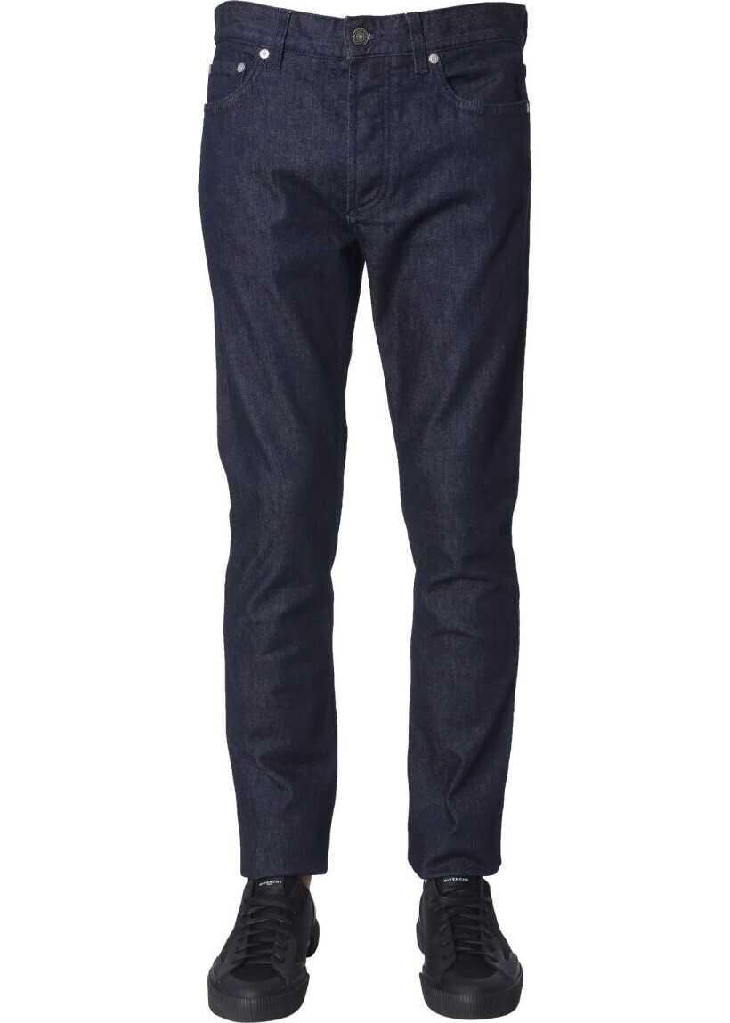 Givenchy Cotton Jeans BLUE
