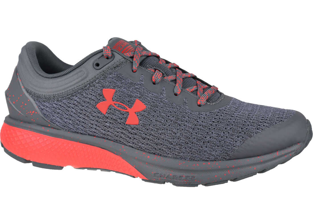Under Armour Charged Escape 3 Grey imagine b-mall.ro