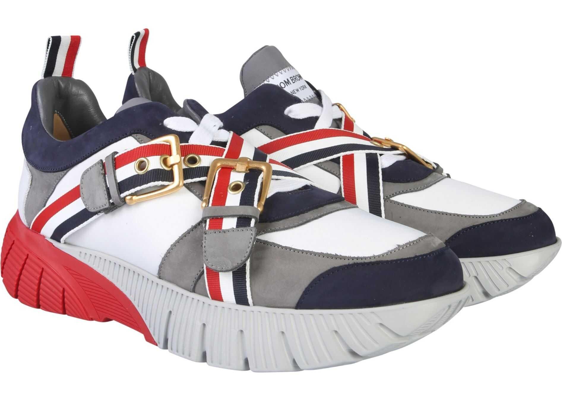 Thom Browne Raised Running Sneaker MULTICOLOUR