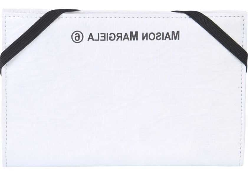 Portofele Dama MM6 Maison Margiela Bellow Wallet