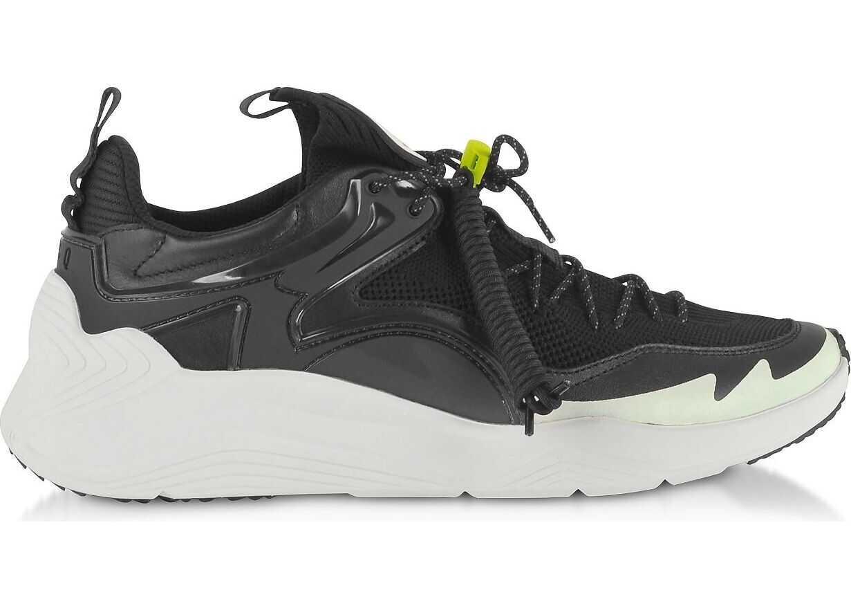 MCQ Alexander McQueen Leather Sneakers BLACK