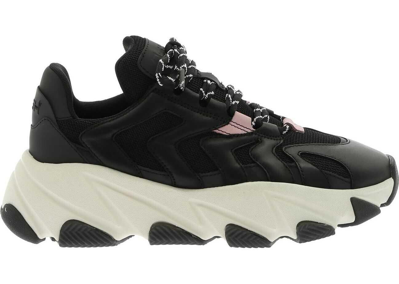 ASH Extreme Sneakers In Black Black