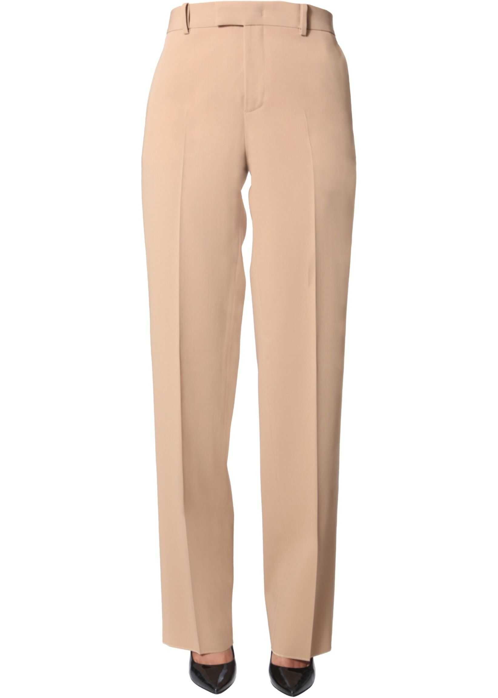 Bottega Veneta Wide Pants BEIGE