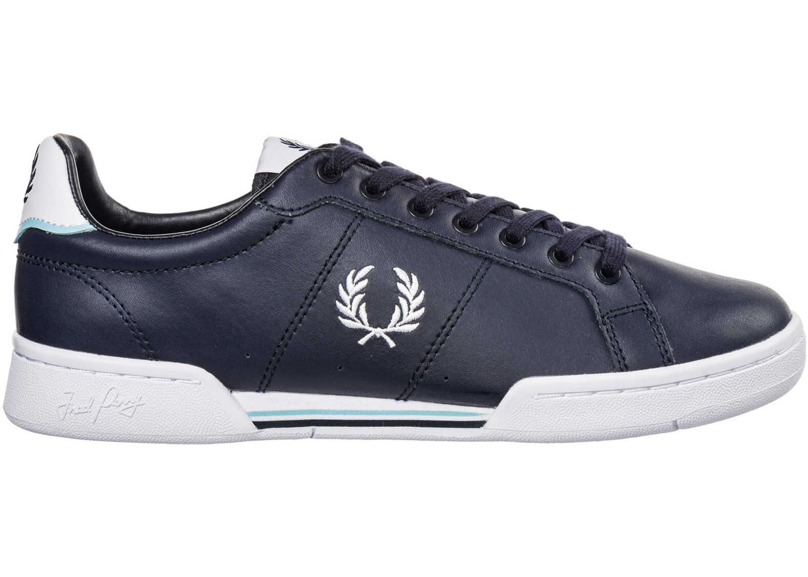 Fred Perry Sneakers B722 Blue