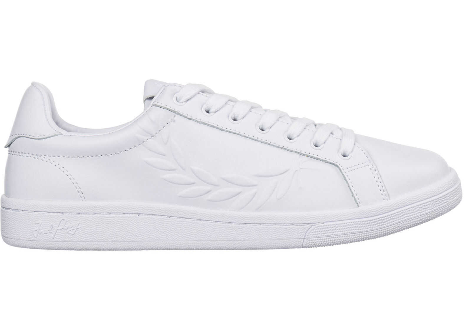 Fred Perry Sneakers Laurel White