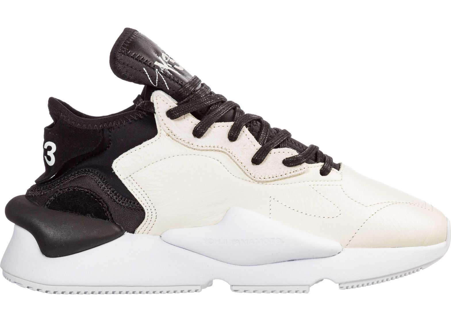 Y-3 Sneakers Kaiwa White