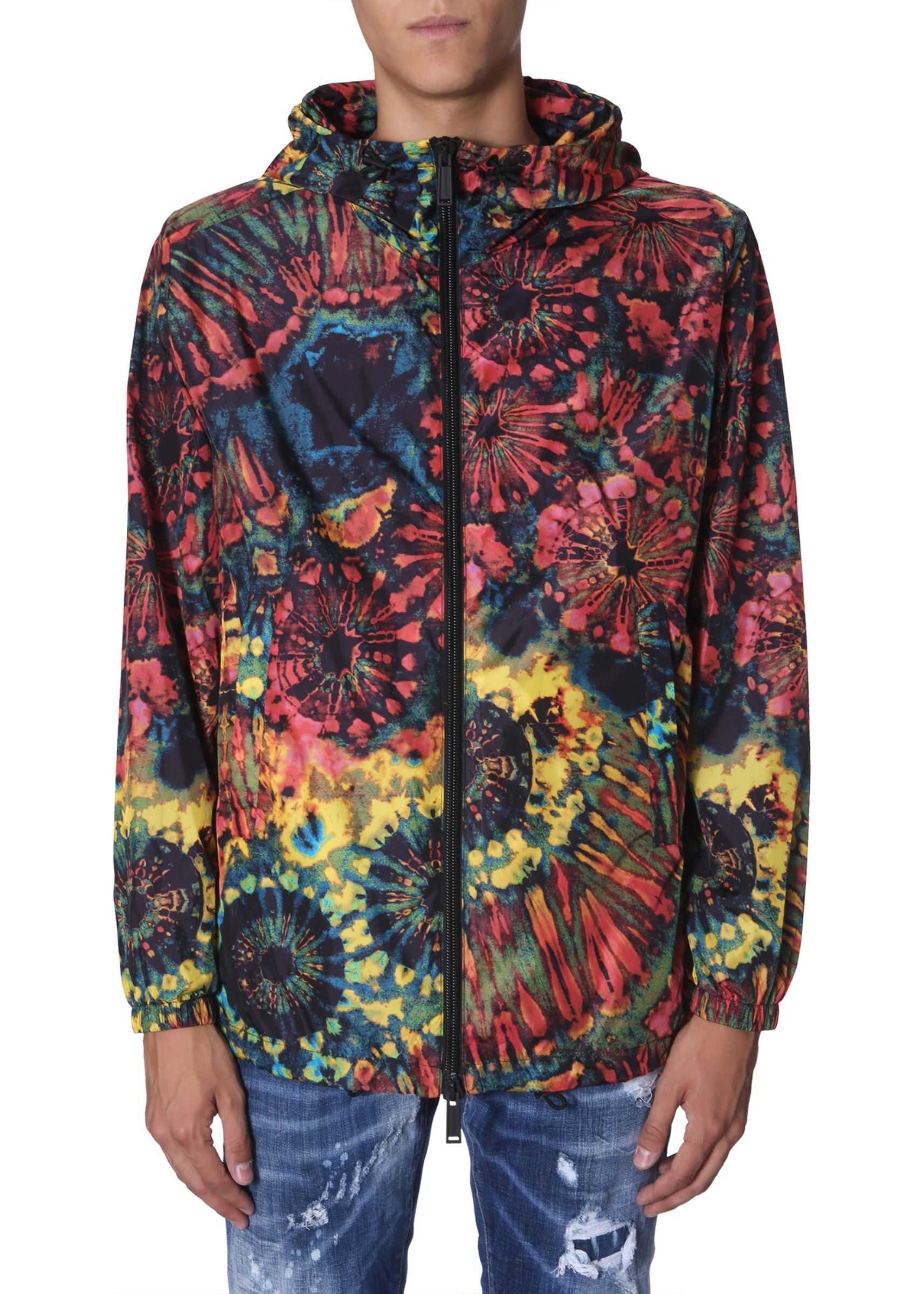 Tie And Dye Jacket