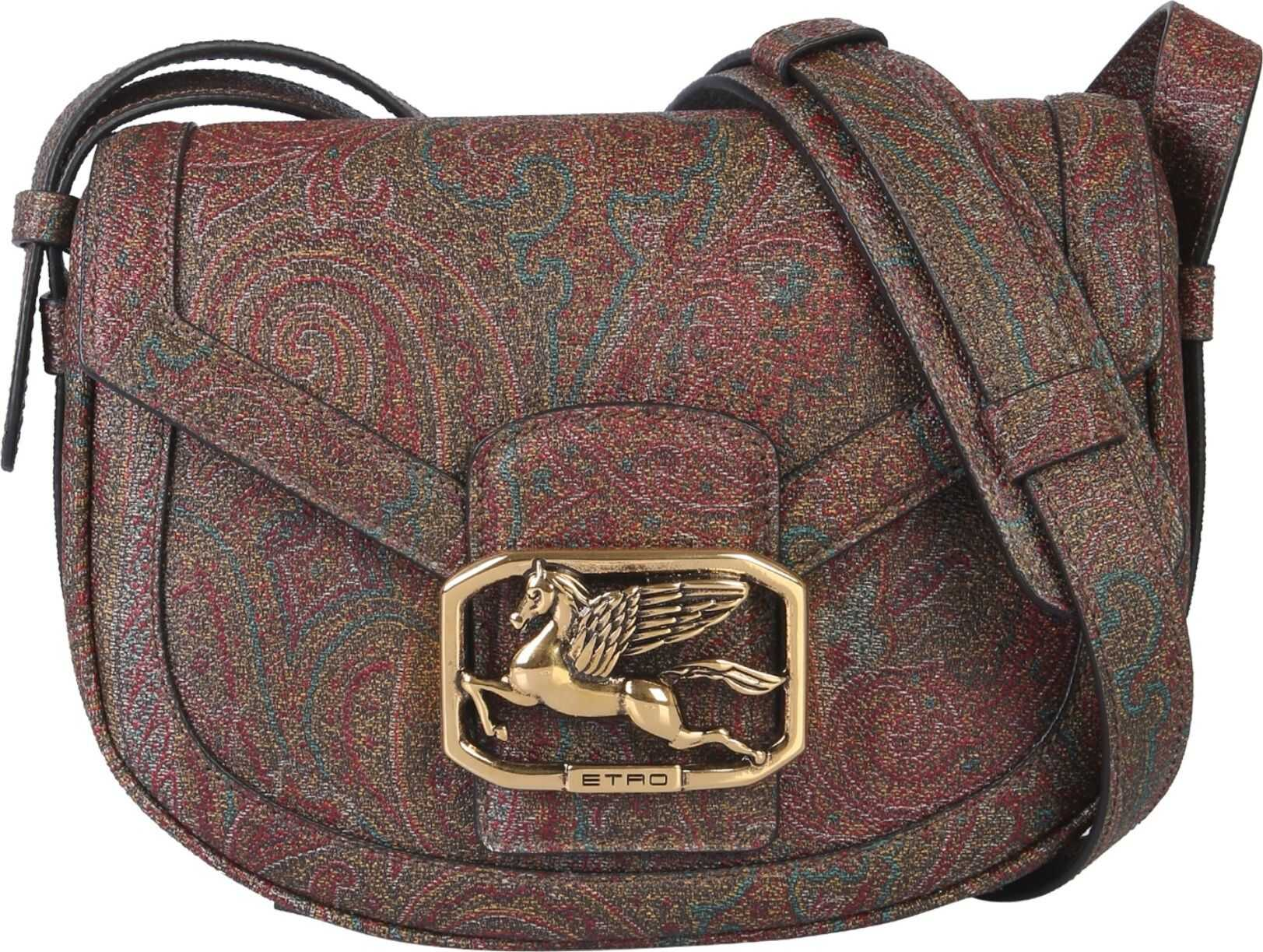 ETRO Pegaso Shoulder Bag MULTICOLOUR